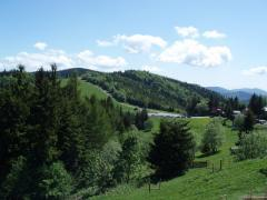Pohľad z Kohútky 913,88 m n. m.